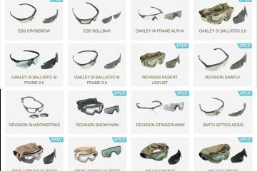 zugelassene Schutzbrillen